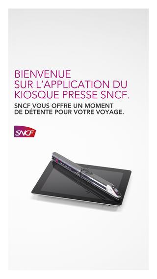 Monétisation d'audience pour le Kiosque SNCF